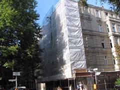 Instandhaltungsarbeiten in der Danckelmannstraße