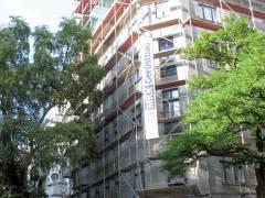 Instandhaltungsarbeiten in der Nehringstraße