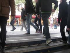 Joachimstaler Platz - U-Bahnausgang