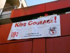 Etwas Courage steht jedem gut