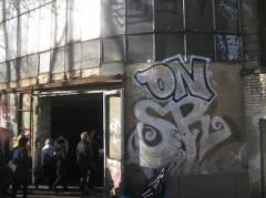 Kant-Garage - Rückfassade (2017)