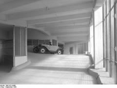 Wendelrampe, 1930 / Bildquelle Bundesarchiv/Wikipedia
