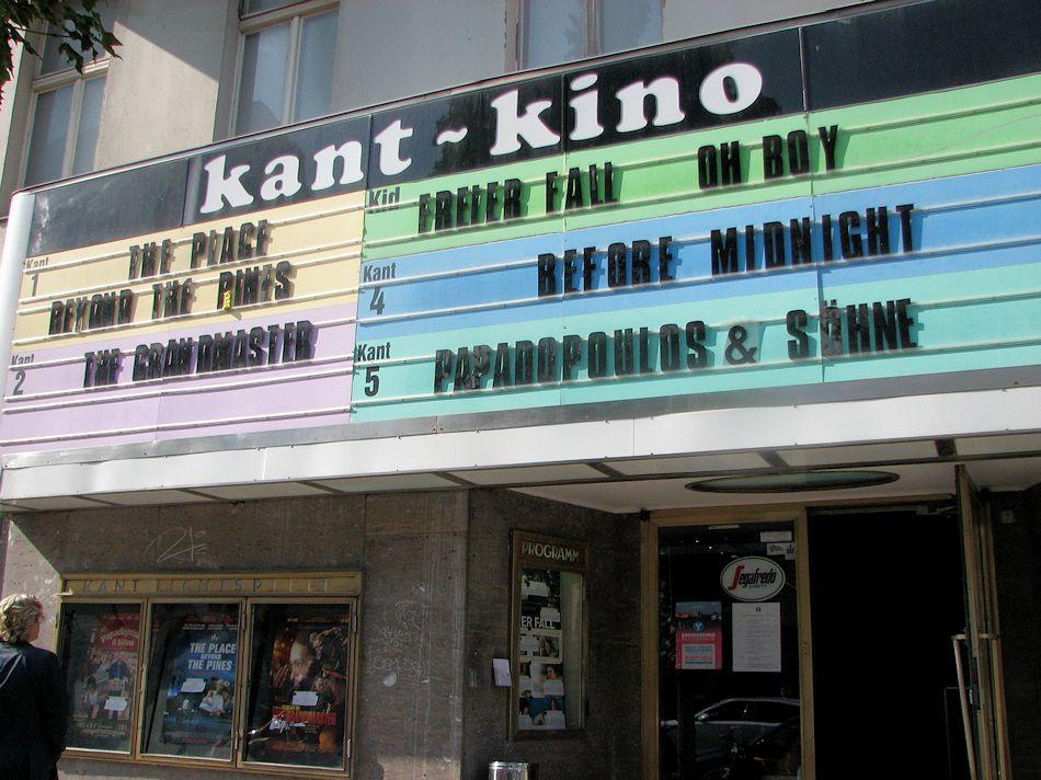 Kant Kinos Programm