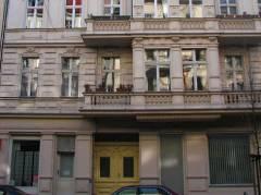 Haus in der Gardes-du-Corps-Straße