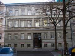 Haus in der Seelingstraße