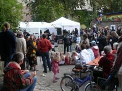 Kiezer Klezmer-Band auf dem Kiezfest 2007