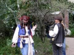 Piraten auf dem Kiezfest 2007