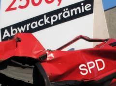 Abwrackprämie - jetzt auch für die SPD ?