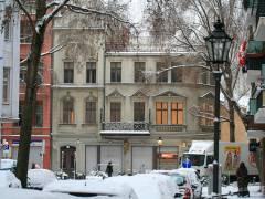 Neufertstraße/Nehringstraße - Januar 2011