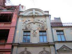 Eckhaus Neufertstraße/Nehringstraße