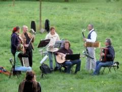 KiezKlezmer im Schloßpark 2008