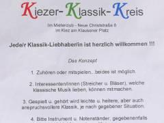 Neues Angebot für Klassik-Liebhaber im Kiez