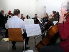 Kiez-Orchester (öffentliche Probe)