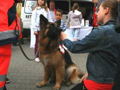 Kiez-Kinderfest - Hunderettungsstaffel-Charlottenburg