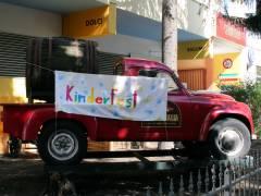 """Kiez-Kinderfest am  """"Centro Italia"""""""