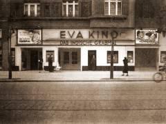 Das Eva Kino um 1938
