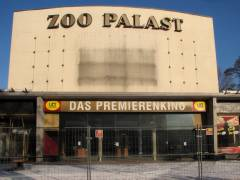 Zoo Palast - Anfang Januar 2011
