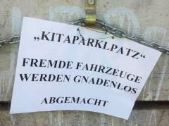 """Kitaparkplatz"""