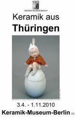 Ausstellungsplakat / © Keramik-Museum Berlin