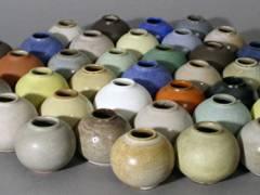 HT-Vase (Form D49) / © Keramik-Museum Berlin