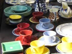 Keramik-Trödel im Keramik-Museums Berlin / Foto © KMB
