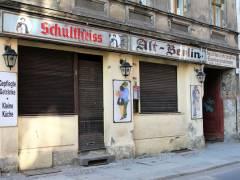 """Kneipe """"Alt-Berlin"""" in der Charlottenburger Krumme Straße"""