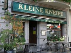 """""""Kleine Kneipe"""" am Klausenerplatz"""