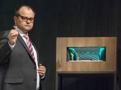 """Markus Majowski in """"Der Kredit"""" in der Komödie am Kurfürstendamm / Foto © Frank Wecker"""