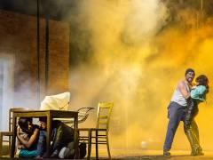 """""""Unterleuten"""" in der Komödie am Kurfürstendamm (im Schiller Theater) / Foto © Frank Wecker"""