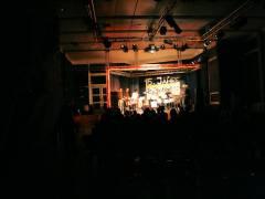 """Charlottenburger Jazzfestival im Jugendclub Schloß19 / Freitag - """"Schlagzeug und Perkussion"""""""