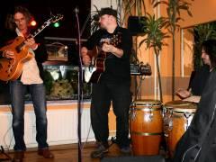 Open stage im Restaurant-Café Villon