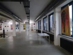 Ausstellungssituation Erdgeschoss rechts