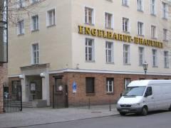 Gebäude der ehemaligen Engelhardt-Brauerei - Heute mit der Kulturwerkstadt in der Danckelmannstraße