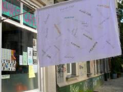 Kunst-Café, diesmal in der Nehringstraße 23/24
