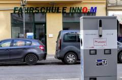 E-Ladesäule im Klausenerplatz-Kiez (Nehringstraße 4)