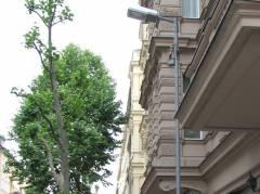 Danckelmannstraße/Ecke Knobelsdorffstraße - rechte Seite in Blickrichtung Seelingstraße
