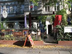 """Restaurant """"Le Piaf"""" in der Schloßstraße"""
