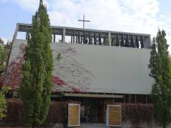 Kirche Am Lietzensee / Bildquelle Wikipedia
