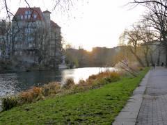 Stadtspaziergang rund um den Lietzensee