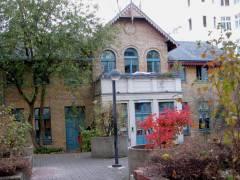 """LiSA, der interkulturelle Treffpunkt für Mädchen und junge Frauen im """"Schwarzwaldhaus"""" am Spandauer Damm"""