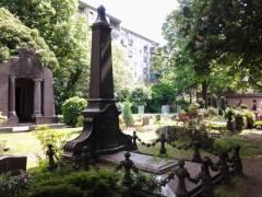 Luisenfriedhof Grabstätte Wilhelm Stier