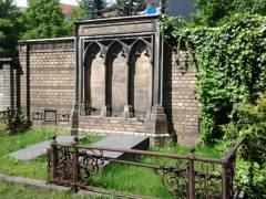 Luisenfriedhof I in Charlottenburg