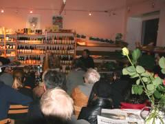 Solidaritätskonzert im Lylla Bio-Markt