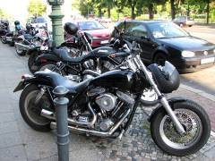 Hells Angels Berlin MC am Kiez