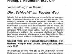 Eine Film- und Diskussionsveranstaltung im Mierendorff-Kiez