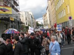 """Demo """"Wir bleiben alle!"""" am 22.09.2012"""