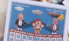 """Plakat von Senioren auf der Demo """"Wir bleiben alle!"""" am 22.09.2012"""