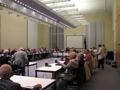 Mieterbeiräte der städtischen Wohnungsbaugesellschaften im Abgeordnetenhaus von Berlin