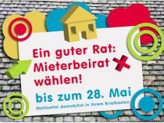 Wahl zum Mieterbeirat Klausenerplatz - Machen Sie mit!