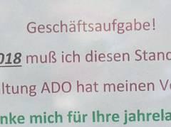 Alteingesessener Friseursalon in der Sophie-Charlotten-Str. 24 gekündigt